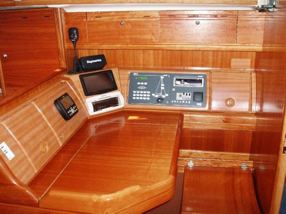 Bootsverleih Ionian Islands günstig Cruiser 39