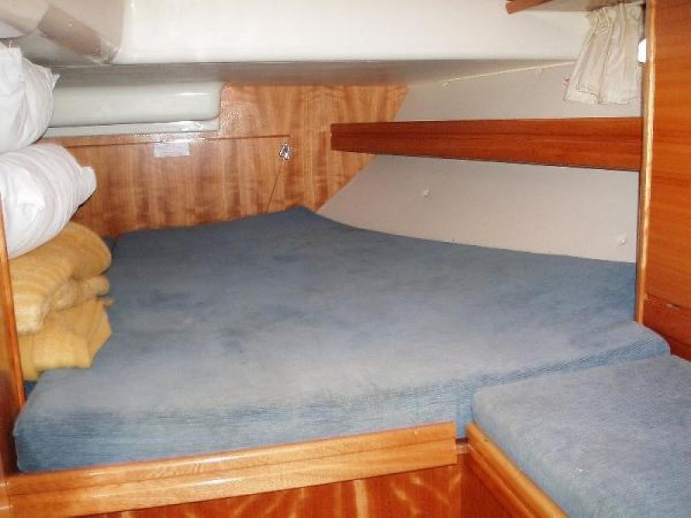 Bavaria Cruiser 46 zwischen Privatpersonen und professionellem Anbieter Peloponnese