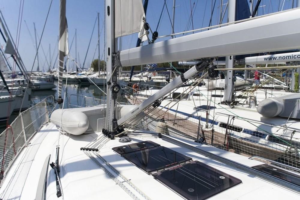 Bavaria Cruiser 37 zwischen Privatpersonen und professionellem Anbieter Kos