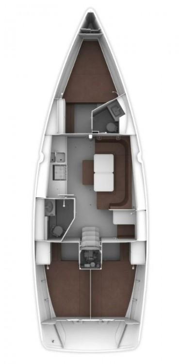 Bootsverleih Bavaria Cruiser 41  Samboat