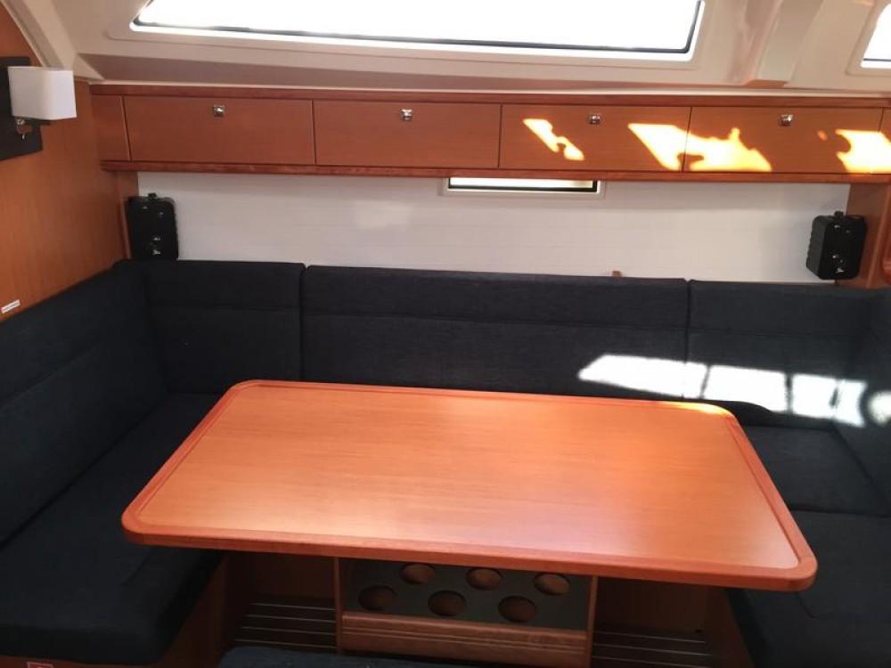 Bavaria Cruiser 41 zwischen Privatpersonen und professionellem Anbieter