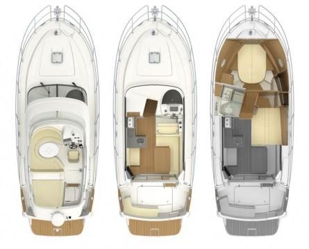 Bootsverleih Mali Lošinj günstig Antares 36