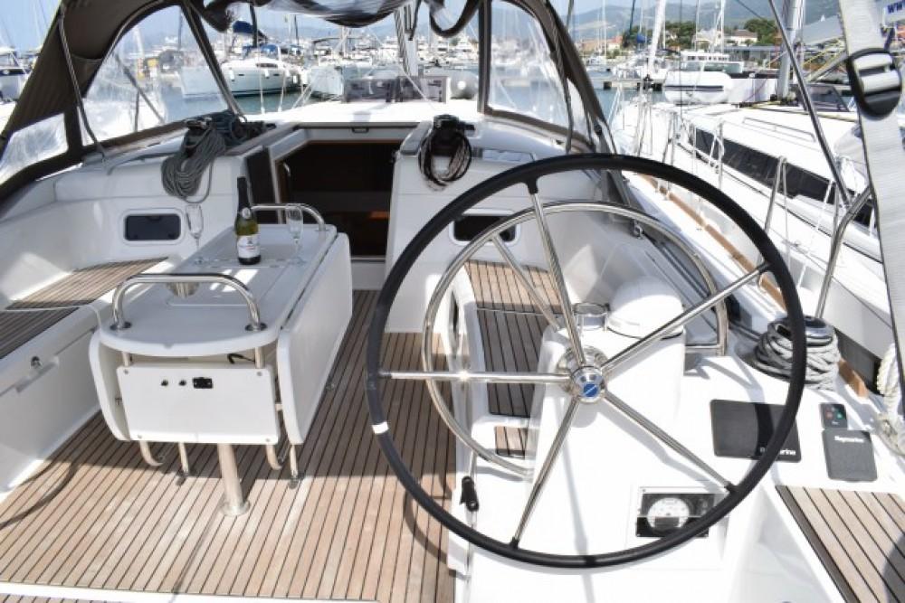 Bootsverleih Jeanneau Sun Odyssey 519 - 5 + 1 cab. Kroatien Samboat