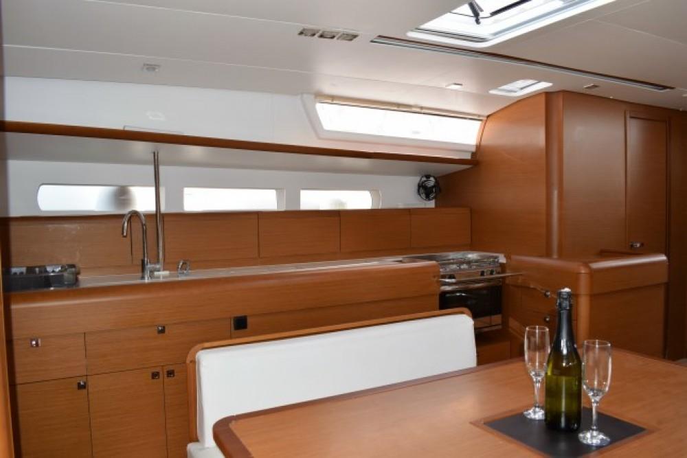 Yacht-Charter in Kroatien - Jeanneau Sun Odyssey 519 - 5 + 1 cab. auf SamBoat