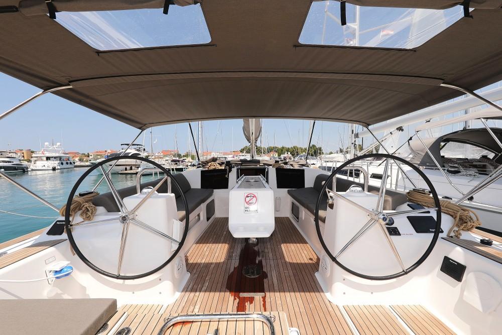 Segelboot mit oder ohne Skipper Dufour mieten in D-Marin Borik