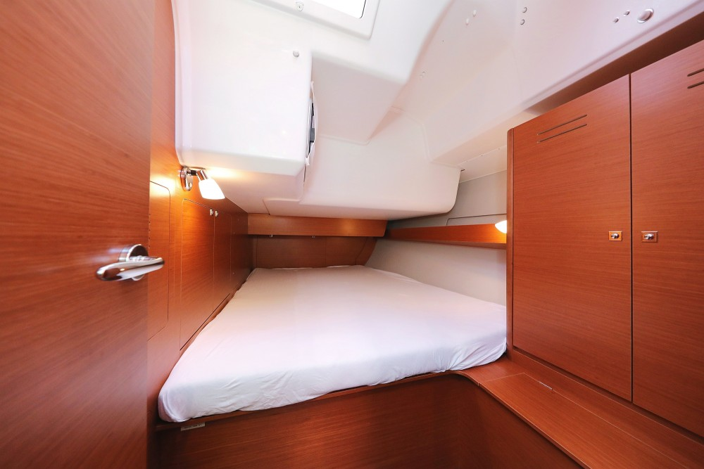 Bootsverleih Dufour Dufour 460 GL - 5 cab. D-Marin Borik Samboat