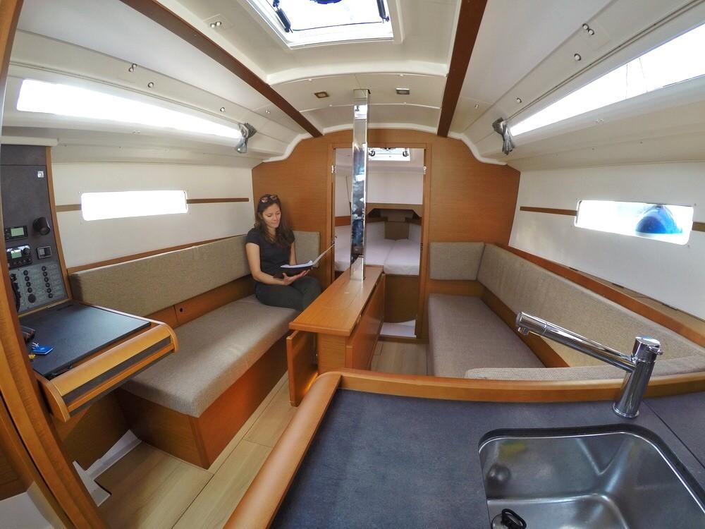 Yacht-Charter in Kroatien - Jeanneau Sun Odyssey 349 auf SamBoat