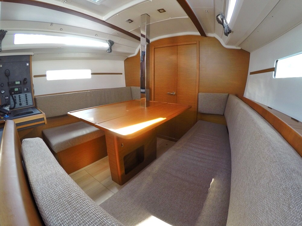 Bootsverleih Jeanneau Sun Odyssey 349 Kroatien Samboat