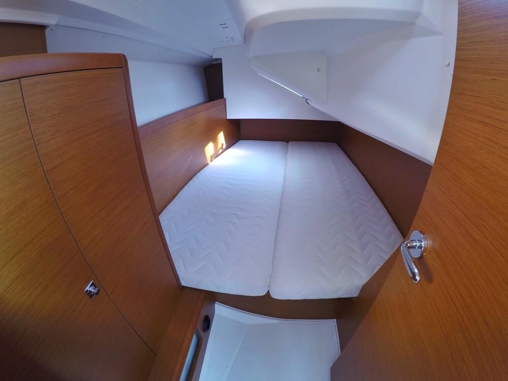 Bootsverleih Kroatien günstig Sun Odyssey 349