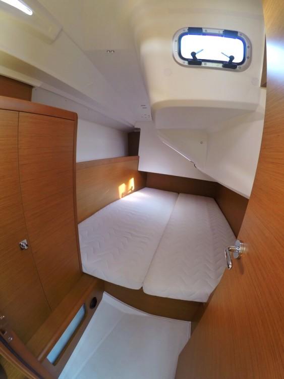 Segelboot mieten in Kroatien - Jeanneau Sun Odyssey 349