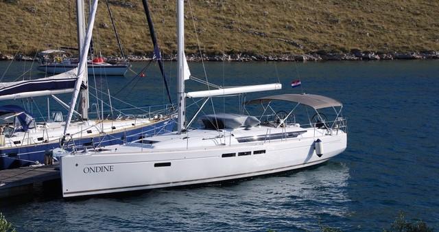 Bootsverleih Jeanneau Sun Odyssey 519 Biograd na Moru Samboat