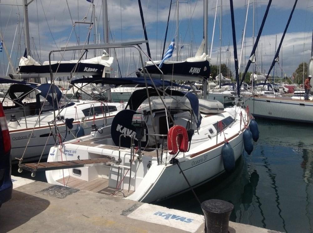 Segelboot mieten in Lefkada - Bénéteau Oceanis 37