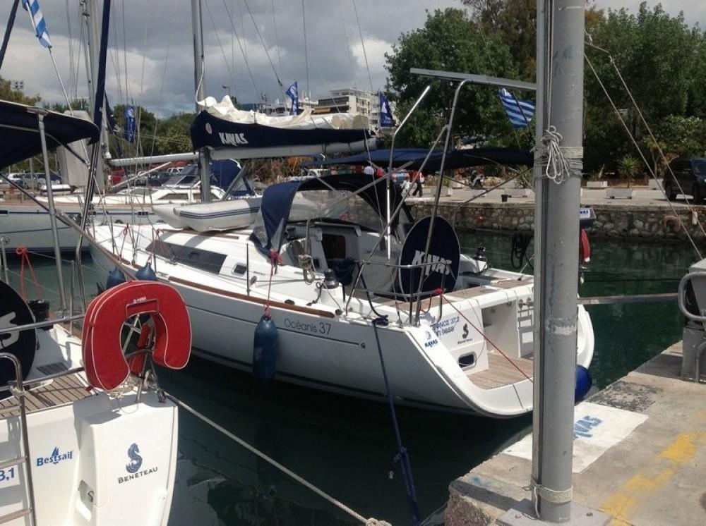 Yacht-Charter in Lefkada - Bénéteau Oceanis 37 auf SamBoat