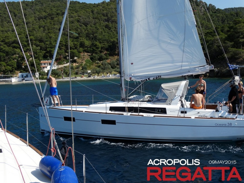Bootsverleih Bénéteau Oceanis 38 Lefkada Samboat