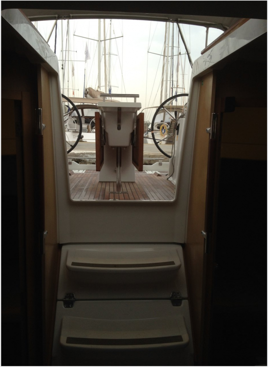 Segelboot mieten in Lefkada - Bénéteau Oceanis 38