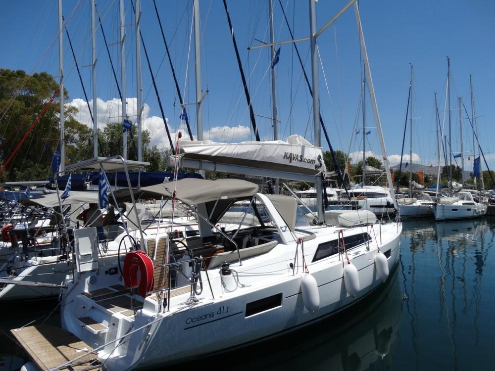 Yacht-Charter in Lefkada - Bénéteau Oceanis 41.1 auf SamBoat