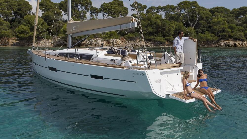 Bootsverleih Dufour Dufour 460 GL Šibenik Samboat