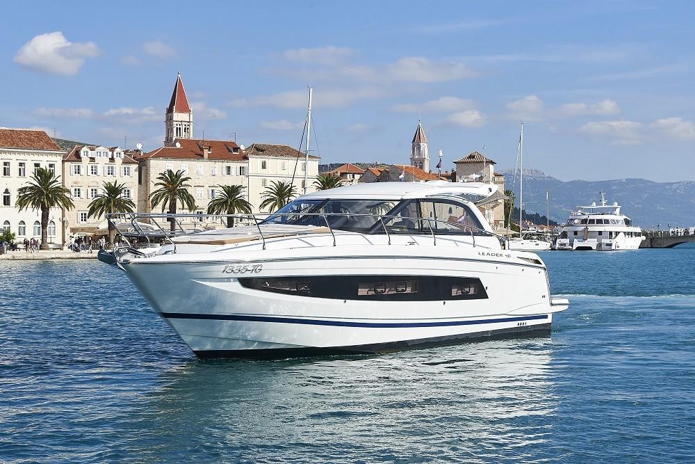 Yacht-Charter in Trau - Jeanneau Leader 40 auf SamBoat