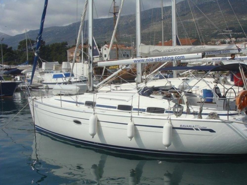 Ein Bavaria Bavaria 37 Cruiser mieten in Kroatien