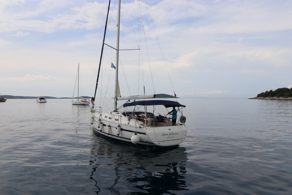 Segelboot mit oder ohne Skipper Bavaria mieten in Kroatien