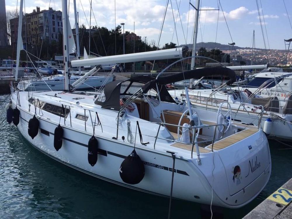 Bavaria Bavaria Cruiser 46 - 4 cab. zwischen Privatpersonen und professionellem Anbieter Kroatien