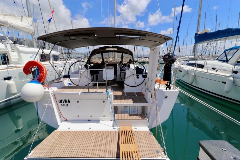 Bootsverleih Dufour Dufour 460 GL Kroatien Samboat