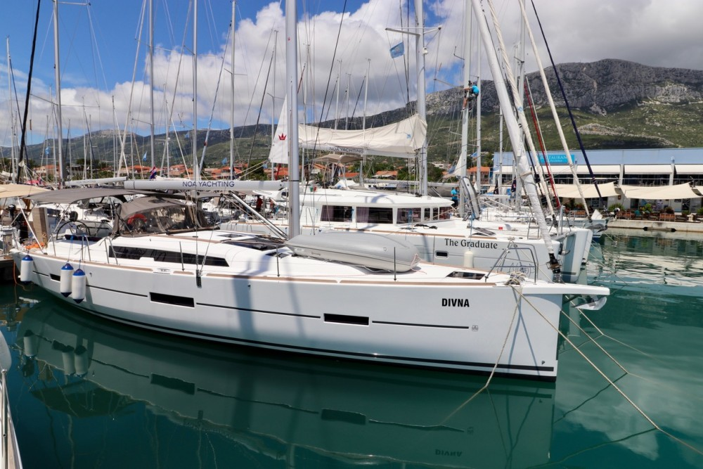 Yacht-Charter in Kroatien - Dufour Dufour 460 GL auf SamBoat