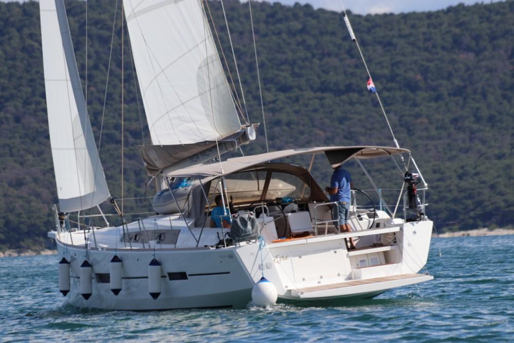 Bootsverleih Kroatien günstig Dufour 460 GL