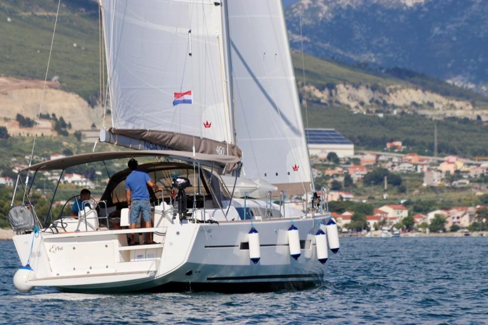 Ein Dufour Dufour 460 GL mieten in Kroatien