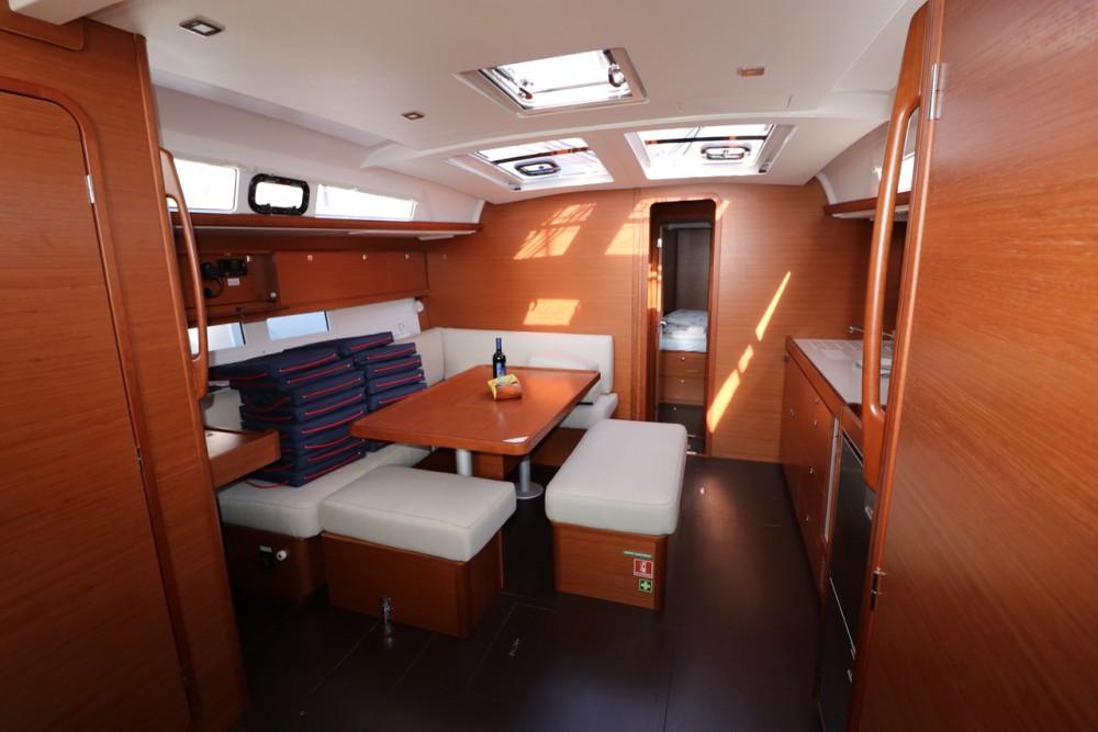 Segelboot mieten in Kroatien - Dufour Dufour 460 GL