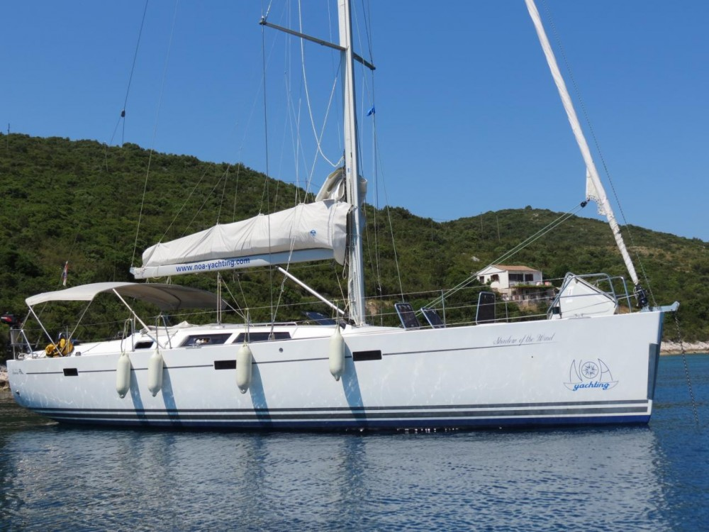 Bootsverleih Croatia günstig Hanse 470