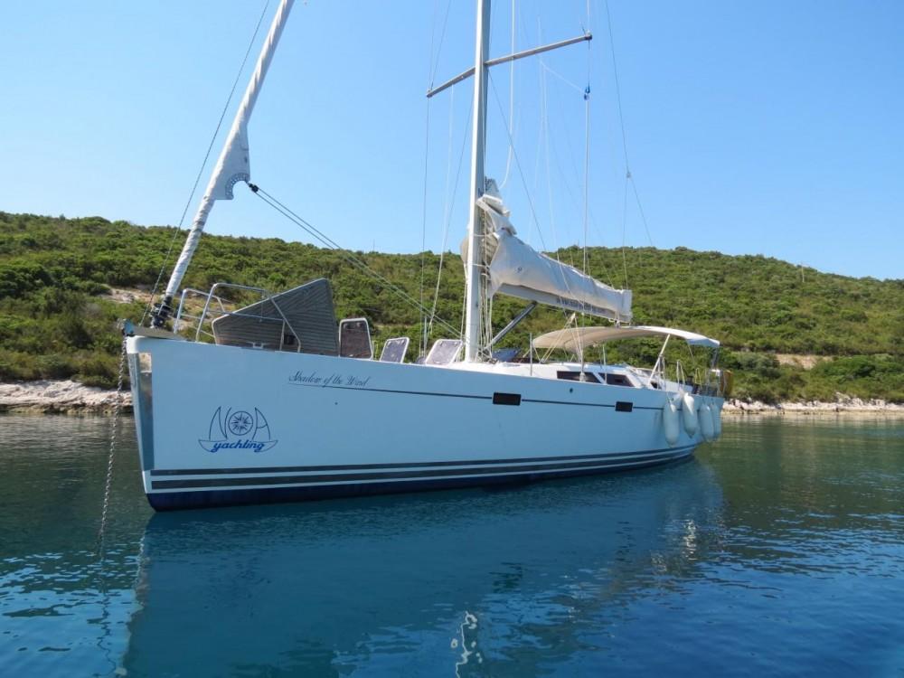 Segelboot mieten in Croatia - Hanse Hanse 470