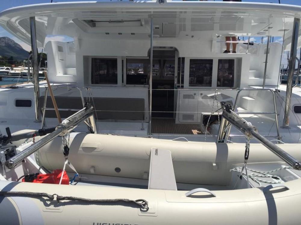 Yacht-Charter in Croatia - Lagoon Lagoon 450 - 4 + 1 cab. auf SamBoat
