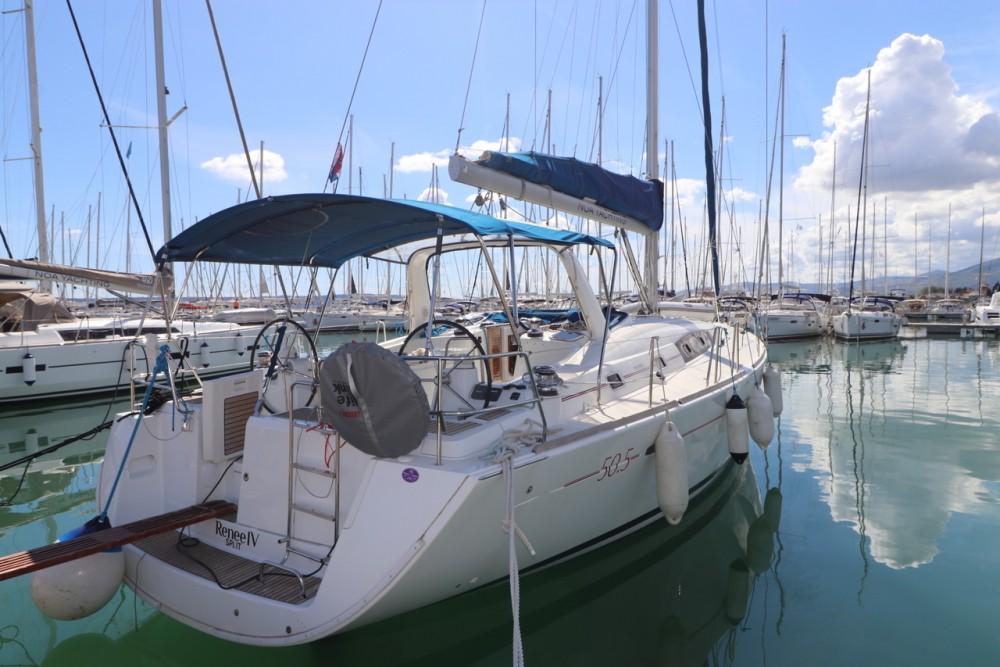 Yacht-Charter in Kroatien - Bénéteau Oceanis 50.5 auf SamBoat