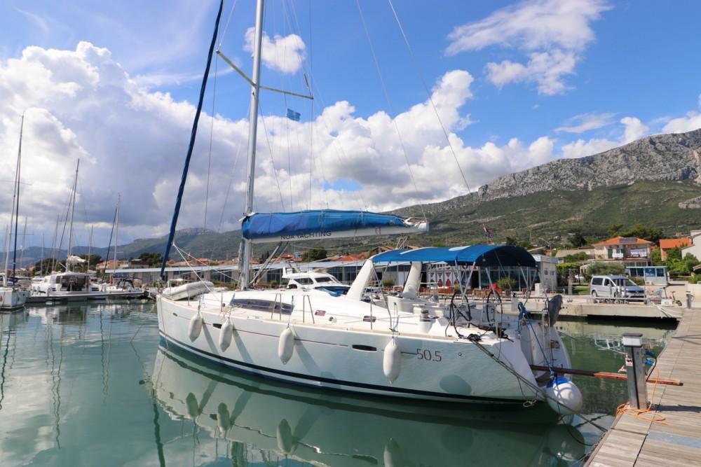 Ein Bénéteau Oceanis 50.5 mieten in Kroatien