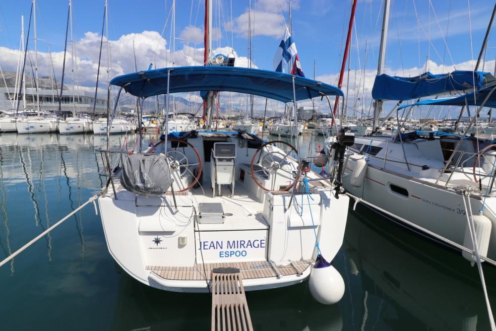 Ein Jeanneau Sun Odyssey 409 Performance mieten in Kroatien