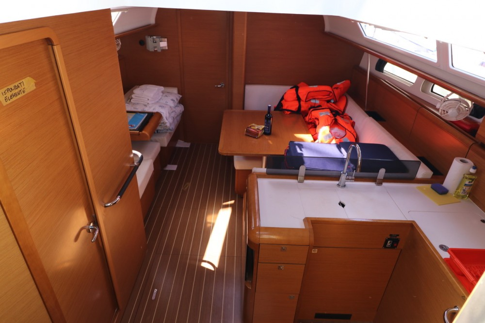 Bootsverleih Jeanneau Sun Odyssey 409 Performance Kroatien Samboat
