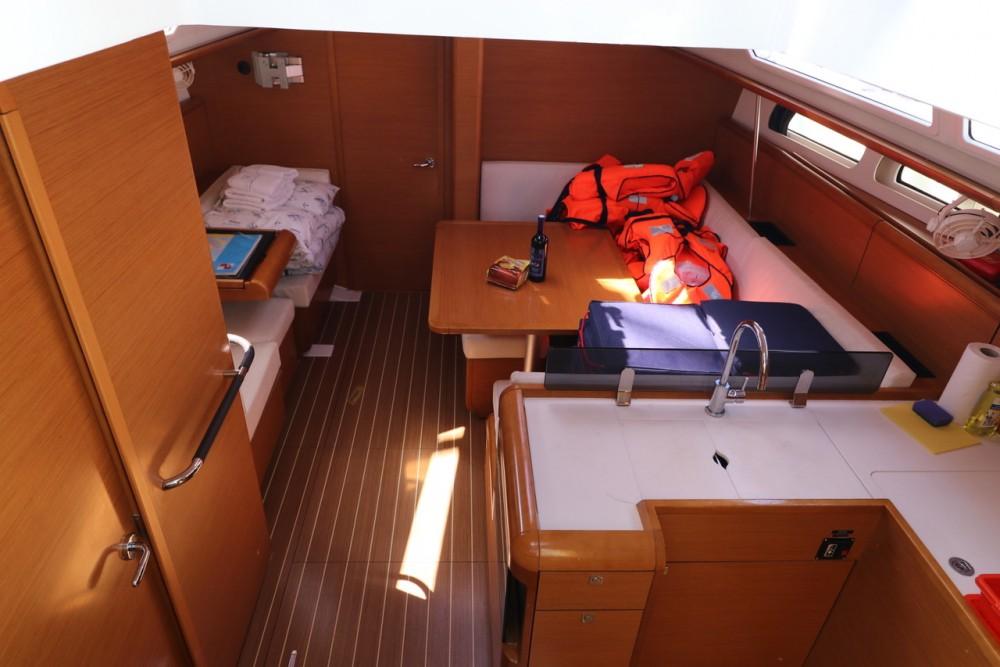 Segelboot mieten in Kroatien - Jeanneau Sun Odyssey 409 Performance