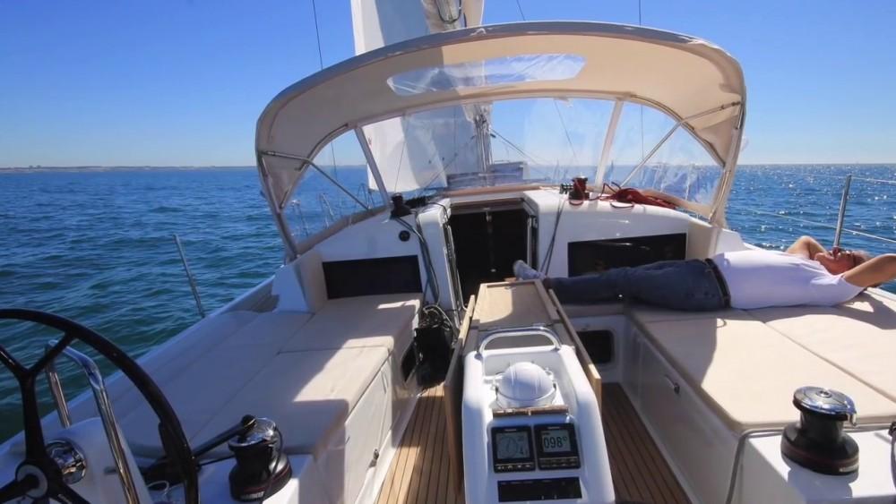 Bootsverleih Jeanneau Sun Odyssey 440 Kroatien Samboat
