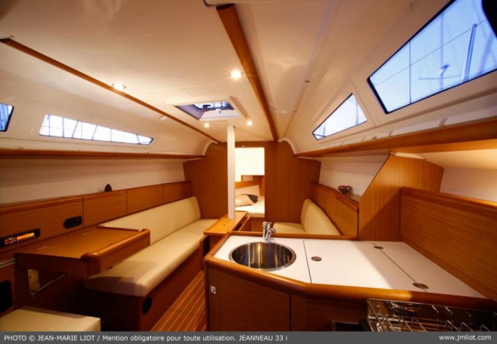 Yacht-Charter in Corfù - Jeanneau Sun Odyssey 33i auf SamBoat
