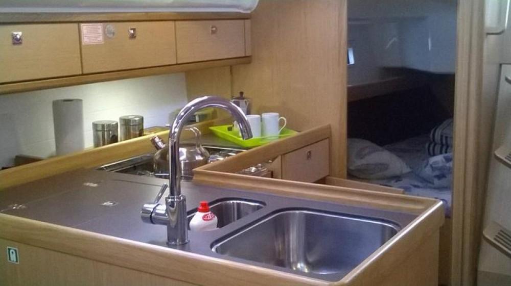 Bavaria Cruiser 37 zwischen Privatpersonen und professionellem Anbieter