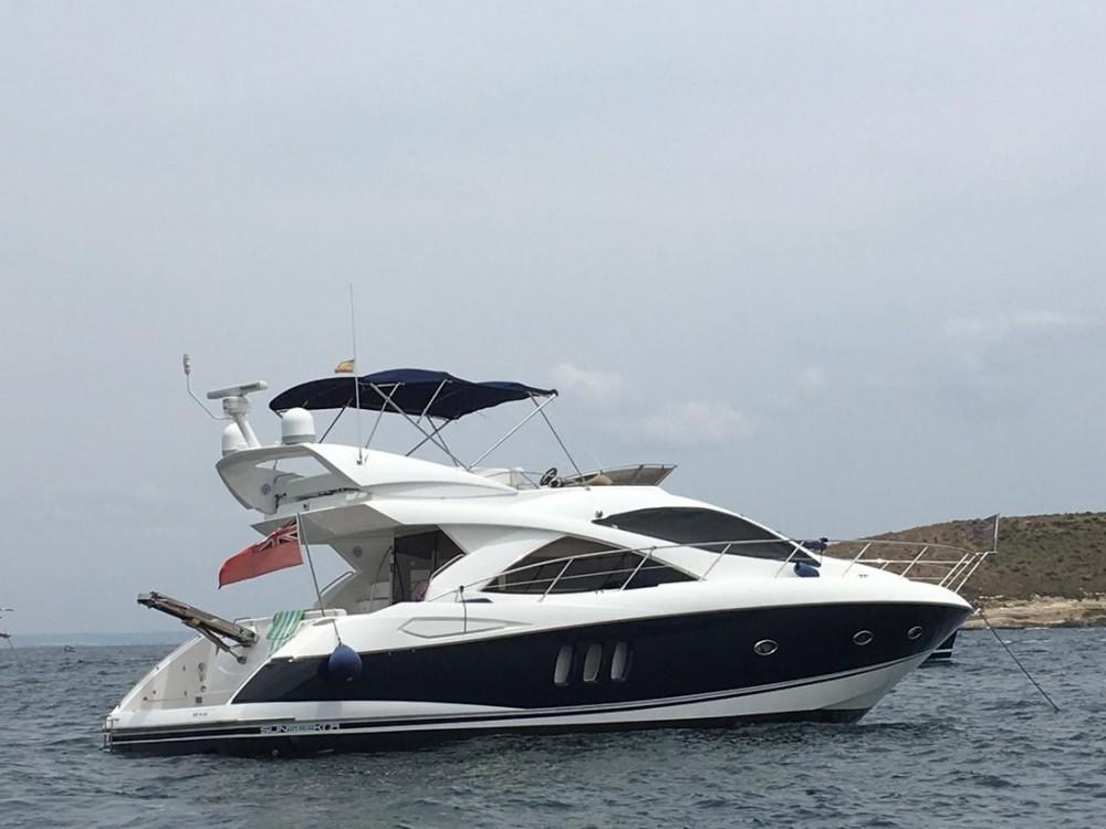 Motorboot mieten in Podstrana - Sunseeker-International Sunseeker Manhattan 50 - 3 cab.