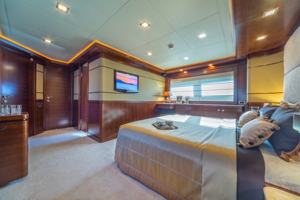 Yacht-Charter in  - Ferretti-Yachts-Group Navetta 33 auf SamBoat
