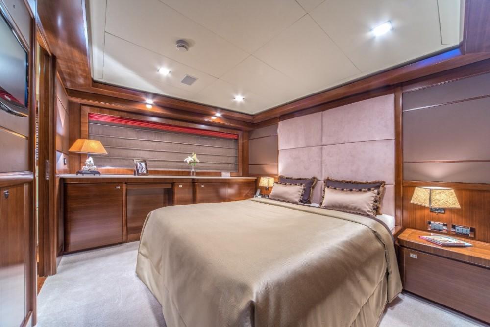 Vermietung Yachten Ferretti-Yachts-Group mit Führerschein