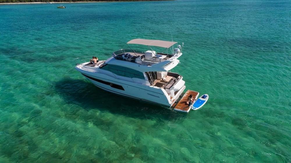 Motorboot mieten in Zadar - Jeanneau Prestige 460 Fly