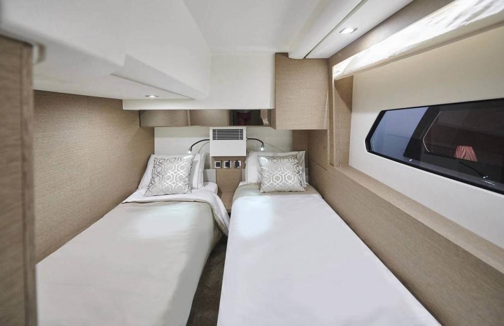 Bootsverleih Zadar günstig Prestige 460 Fly