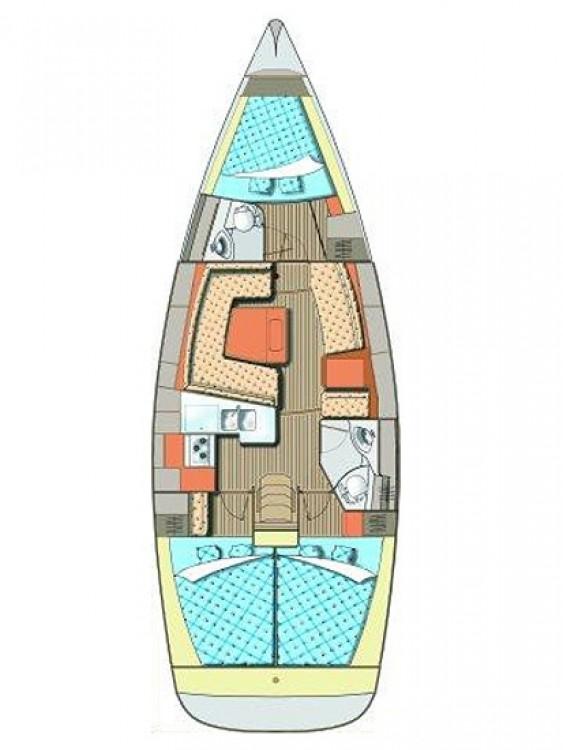 Segelboot mieten in Pula - Elan Elan 384