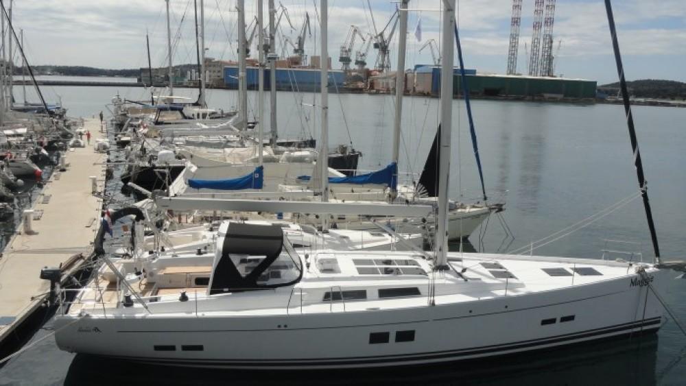 Segelboot mit oder ohne Skipper Hanse mieten in Pula