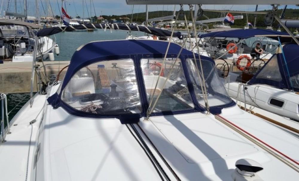Ein Bénéteau Cyclades 43 mieten in