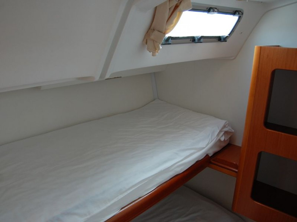 Yacht-Charter in  - Bénéteau Cyclades 50.5 auf SamBoat